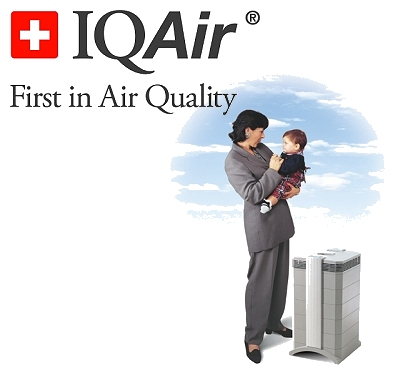 IQAir - First in Air Quality